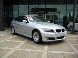 2009 Titanium Silver Metallic BMW 3 Series 328i Sedan #30037378