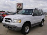 2001 Oxford White Ford Explorer Sport #30036457
