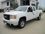 2010 GMC Sierra 2500HD Work Truck Extended Cab 4x4 Data, Info and Specs