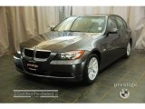 2006 Sparkling Graphite Metallic BMW 3 Series 325xi Sedan #30036116