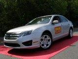 2010 Brilliant Silver Metallic Ford Fusion SE V6 #30036488