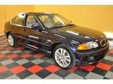 2001 Black Sapphire Metallic BMW 3 Series 330xi Sedan #30036806