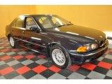 2000 Orient Blue Metallic BMW 5 Series 528i Sedan #30036807