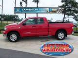 2007 Radiant Red Toyota Tundra SR5 Double Cab #30037089