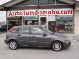 2003 Liquid Grey Metallic Ford Focus ZX5 Hatchback #30037442