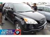 2008 Nighthawk Black Pearl Honda CR-V LX #30037453