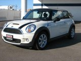2007 Pepper White Mini Cooper S Hardtop #3014018