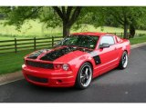 2007 Ford Mustang Foose Stallion Edition Data, Info and Specs