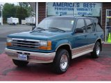 1994 Ford Explorer Cayman Green Metallic