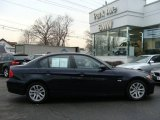 2006 Monaco Blue Metallic BMW 3 Series 325i Sedan #3006489