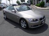 2008 Platinum Bronze Metallic BMW 3 Series 328i Convertible #30037714