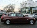 2006 Barrique Red Metallic BMW 3 Series 325i Sedan #3006485
