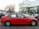 2006 Electric Red BMW 3 Series 325i Sedan #3006495