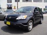 2007 Nighthawk Black Pearl Honda CR-V LX 4WD #30037719