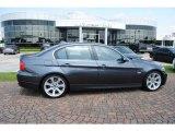 2008 Sparkling Graphite Metallic BMW 3 Series 335i Sedan #30037601