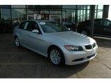 2006 Titanium Silver Metallic BMW 3 Series 325i Sedan #3011723
