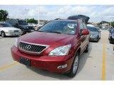 2009 Matador Red Mica Lexus RX 350 #30037602