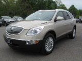 2010 Gold Mist Metallic Buick Enclave CX AWD #30158424