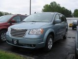 2010 Clearwater Blue Pearl Chrysler Town & Country Touring #30158425