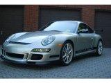 2007 Arctic Silver Metallic Porsche 911 GT3 RS #30037627