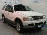 2004 Oxford White Ford Explorer Eddie Bauer 4x4 #30037634