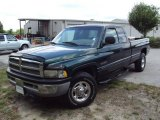2001 Dodge Ram 2500 Forest Green Pearl