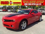 2010 Victory Red Chevrolet Camaro LT Coupe #30158477