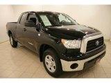 2008 Black Toyota Tundra Double Cab 4x4 #30037696
