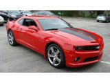 2010 Victory Red Chevrolet Camaro SS/RS Coupe #30158548