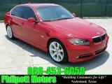 2008 Crimson Red BMW 3 Series 335i Sedan #30158197