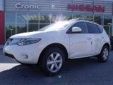 2010 Glacier White Pearl Nissan Murano SL #30158220