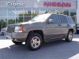 1998 Char Gold Satin Glow Jeep Grand Cherokee Limited 4x4 #30158221