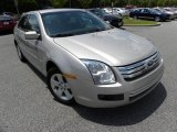 2008 Silver Birch Metallic Ford Fusion SE #30158228