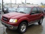 2001 Toreador Red Metallic Ford Explorer Sport 4x4 #30158333
