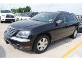 2004 Brilliant Black Crystal Pearl Chrysler Pacifica AWD #30214215