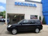 2006 Nighthawk Black Pearl Honda CR-V SE 4WD #30213767