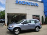 2007 Glacier Blue Metallic Honda CR-V LX 4WD #30213769