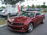 2010 Red Jewel Tintcoat Chevrolet Camaro SS/RS Coupe #30213773