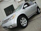 2006 Brilliant Silver Metallic Nissan Murano SL AWD #30213634