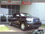 2010 Black Toyota Tundra Limited CrewMax #30214284
