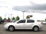 2007 Ultra Silver Metallic Chevrolet Cobalt LS Sedan #30214298