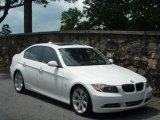 2008 Alpine White BMW 3 Series 335i Sedan #30213806