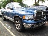 2003 Atlantic Blue Pearl Dodge Ram 1500 SLT Quad Cab #30213649