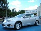 2010 Brilliant Silver Metallic Ford Fusion SEL #30213828