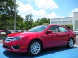 2010 Red Candy Metallic Ford Fusion SEL #30213829