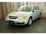 2007 Ultra Silver Metallic Chevrolet Cobalt LT Sedan #30213677