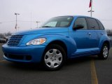 2008 Surf Blue Pearl Chrysler PT Cruiser LX #2974406