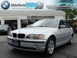 2003 Titanium Silver Metallic BMW 3 Series 325xi Sedan #30213716