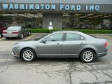 2010 Sterling Grey Metallic Ford Fusion SEL #30214104