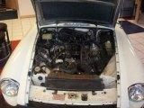 MG MGB Roadster Engines